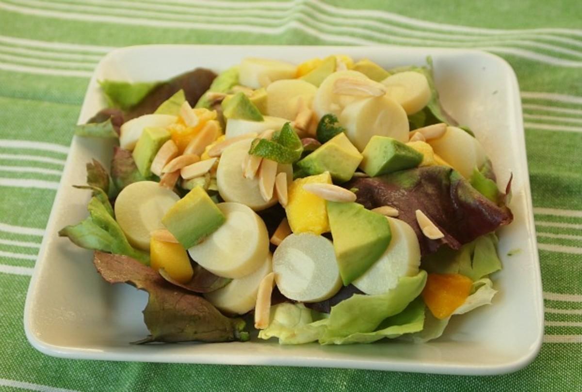 Modern Millionaires Salad