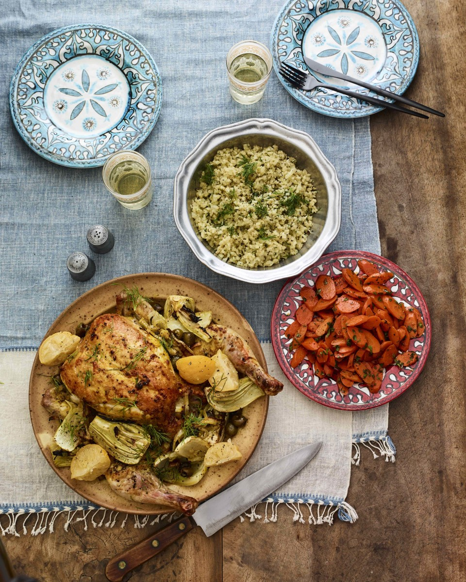 Tamar Genger's Healthy Seder