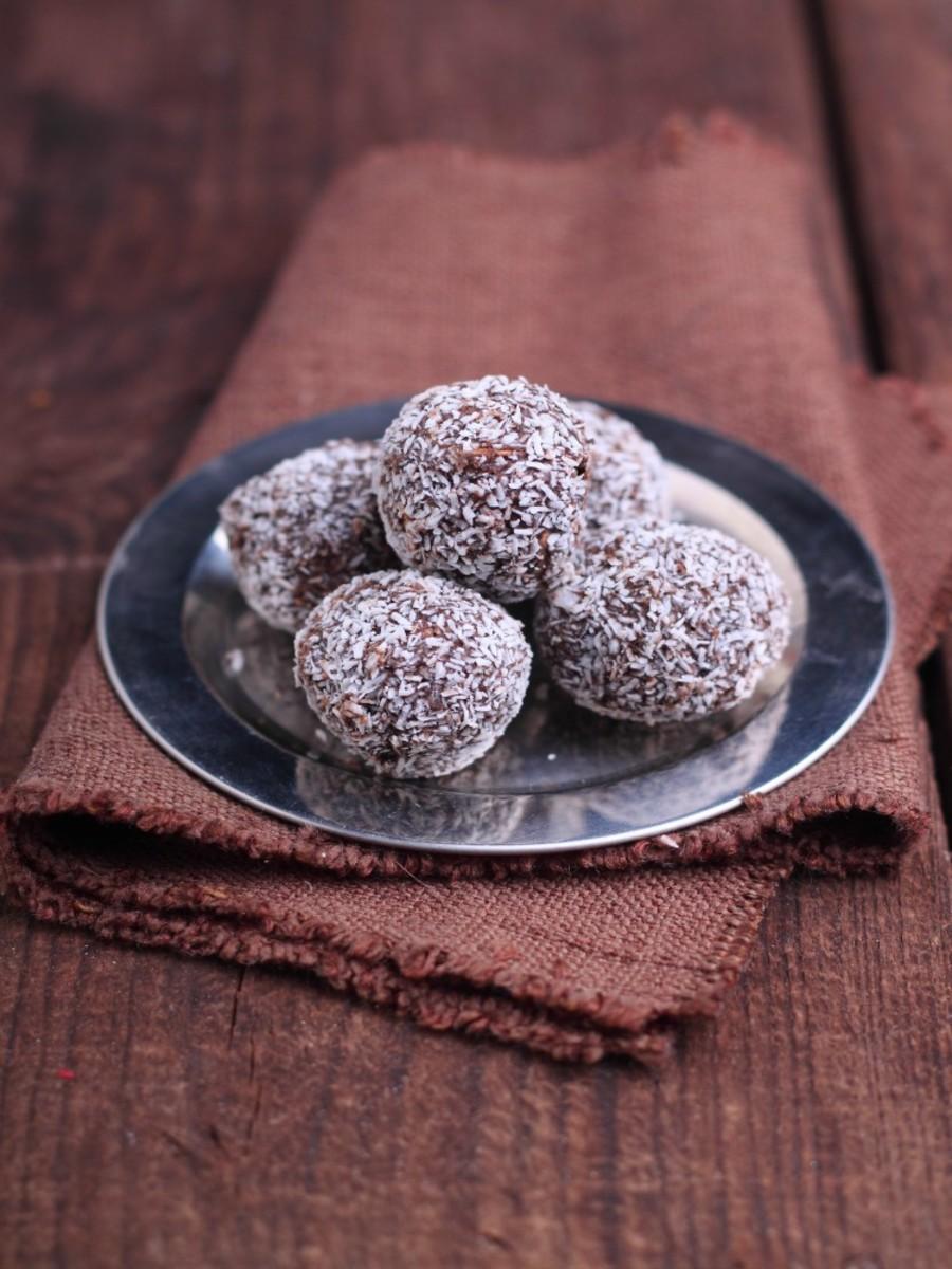 Almond Joy Truffles
