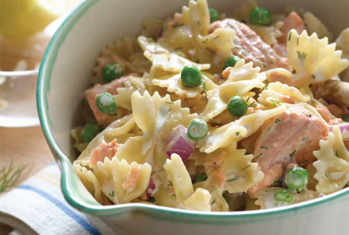 bowties-with-salmon-and-peas-in-lemon-dill-sauce