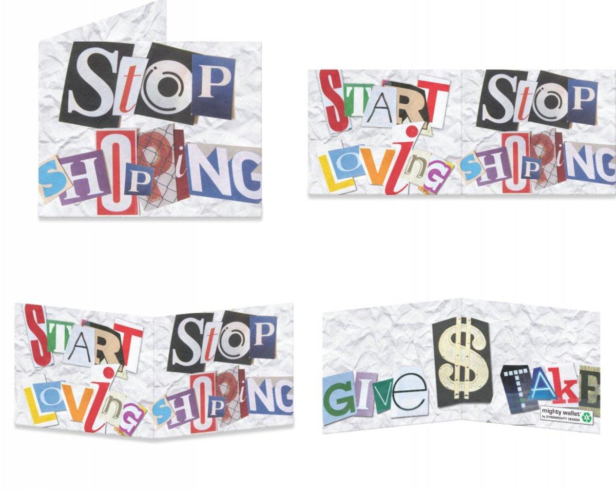 personlized paper wallet
