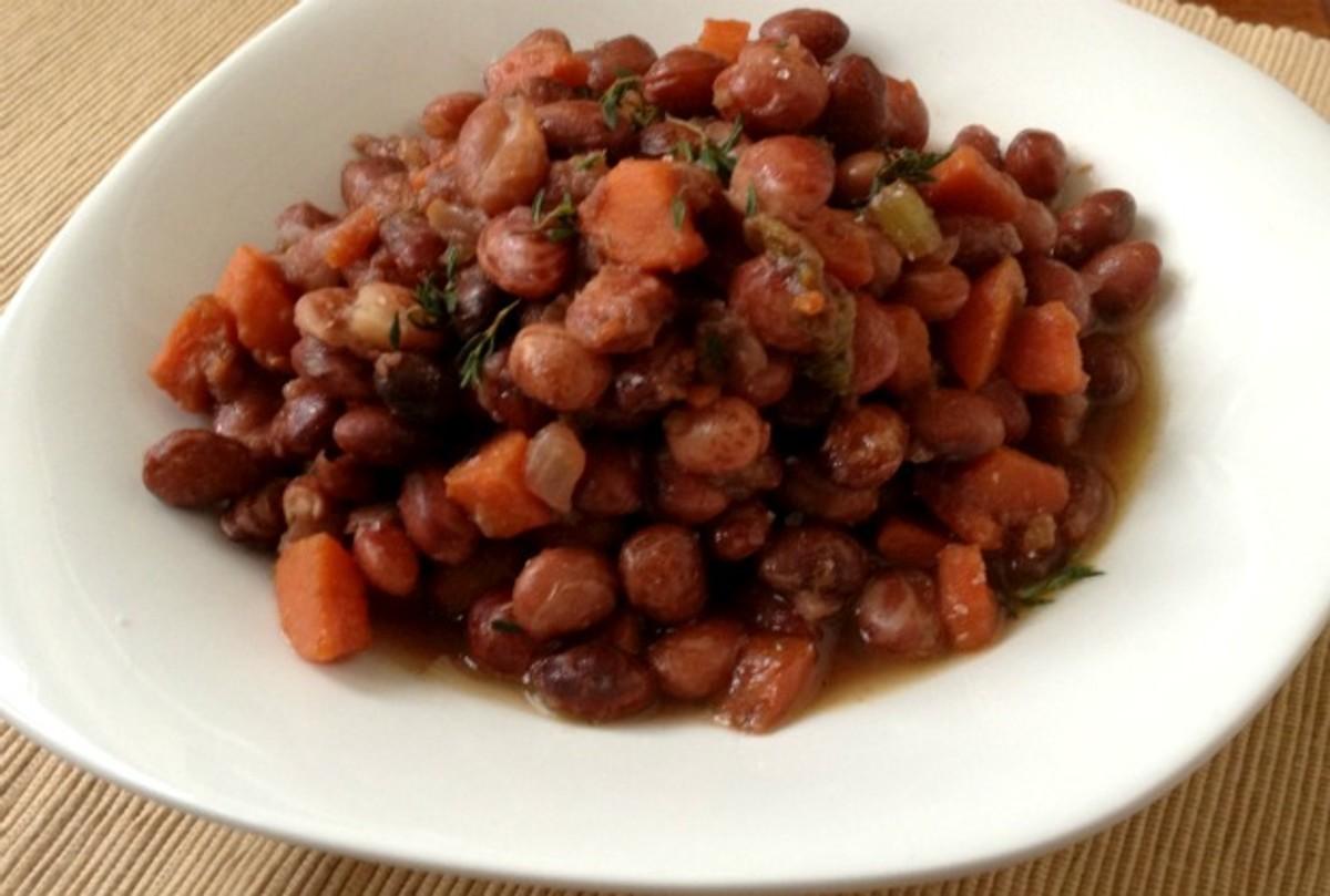 rancho beans