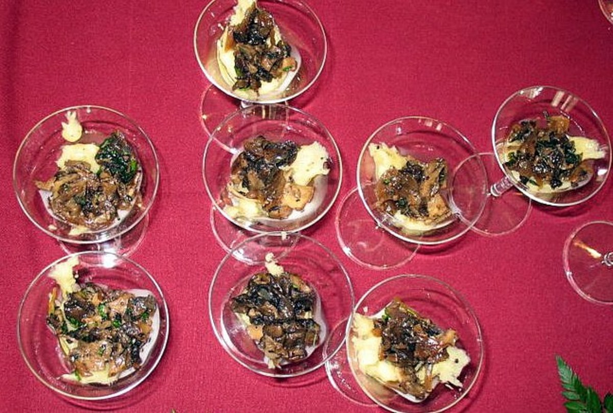 Kosher Food and Wine Experience - 2011