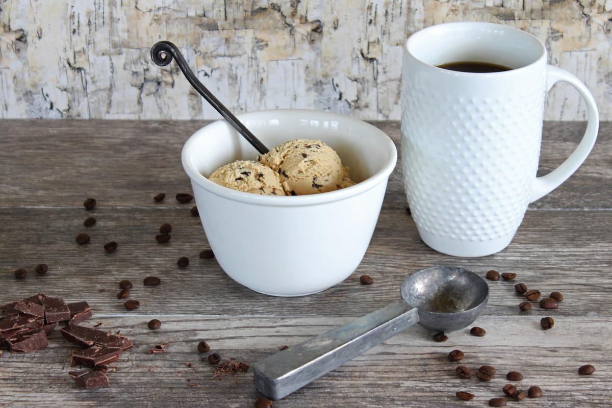 Pareve coffee icecream