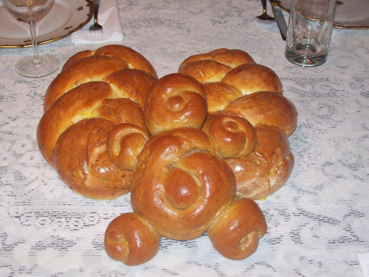 Breadmachine Challah