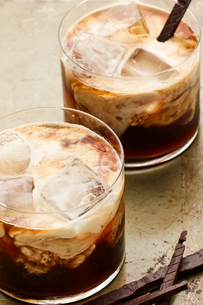 coffee bourbon cocktail
