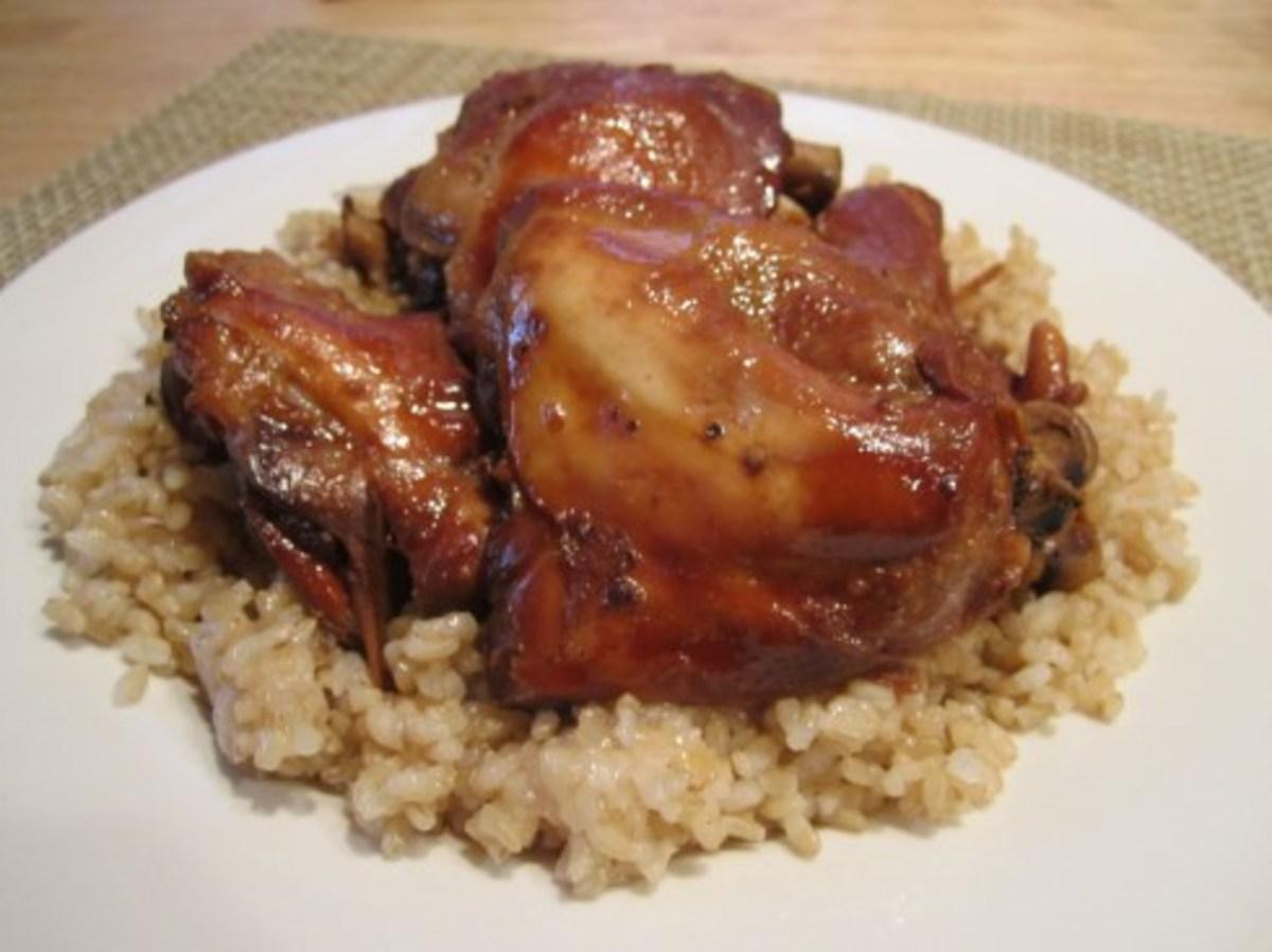 Brown Sugar Chicken