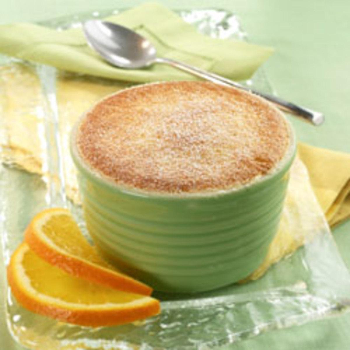 Orange Soufflé
