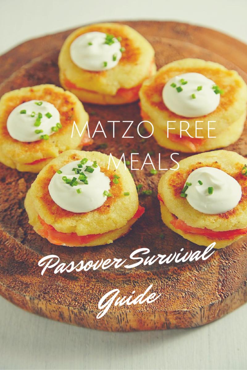 Matzo Free Meals