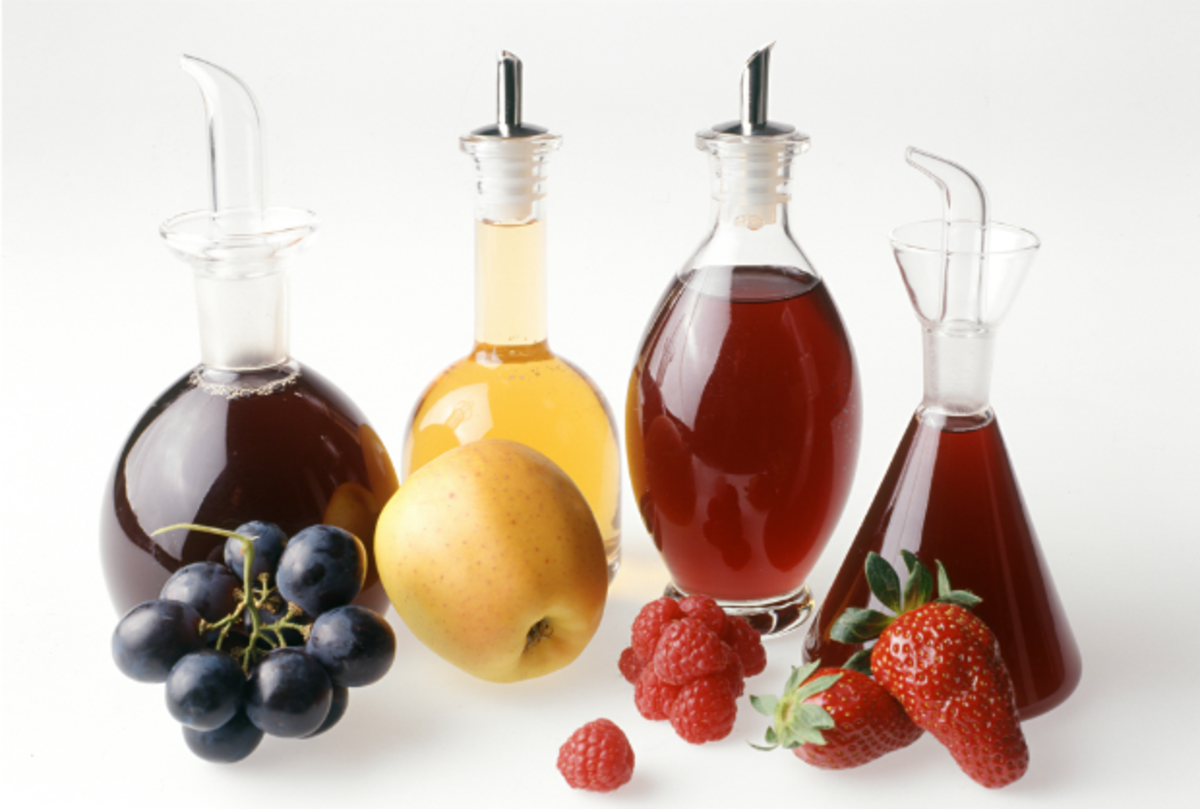 make your own vinegar