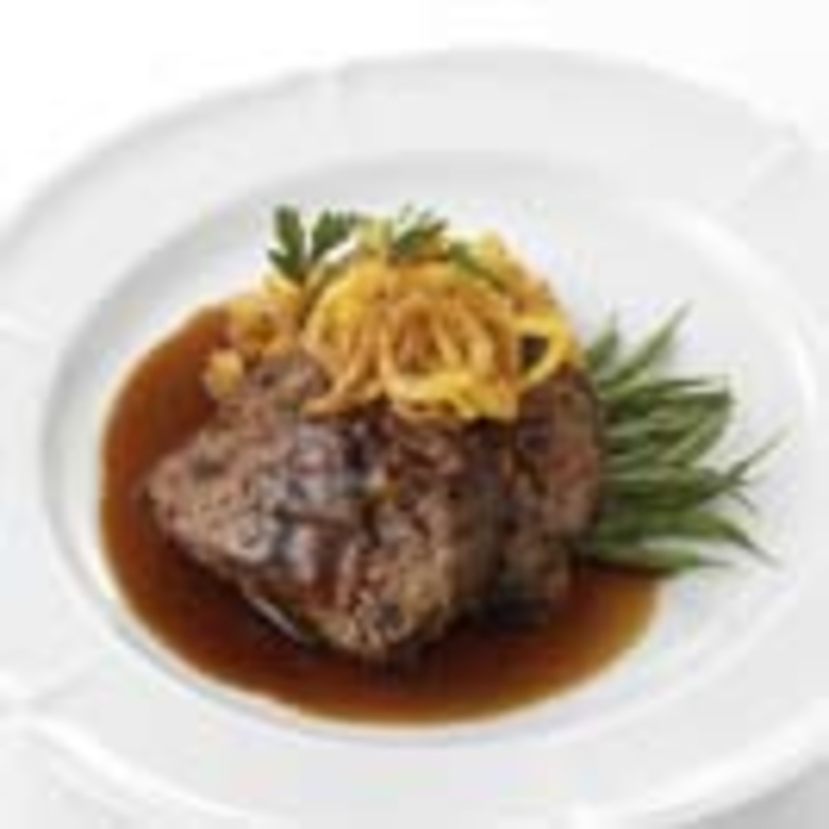 New Orleans-style Meat Loaf with California Raisins and Creole Mustard