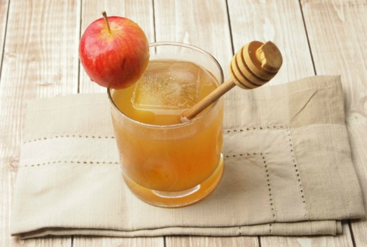 Spiked Apple Cider