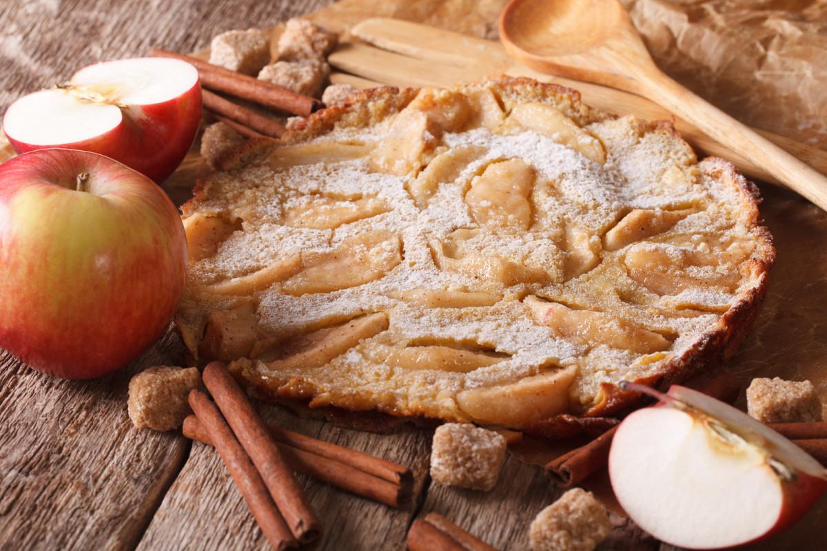 Apple Puff Omelet