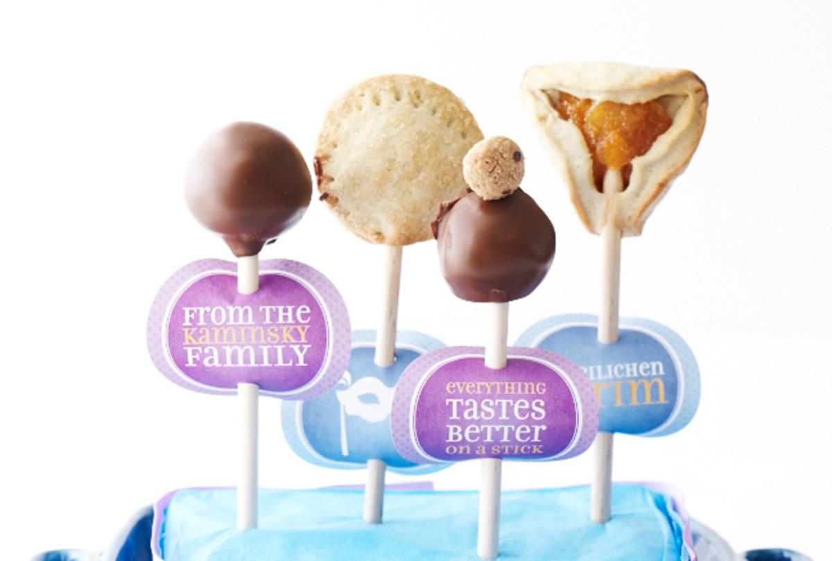 mini cake pops