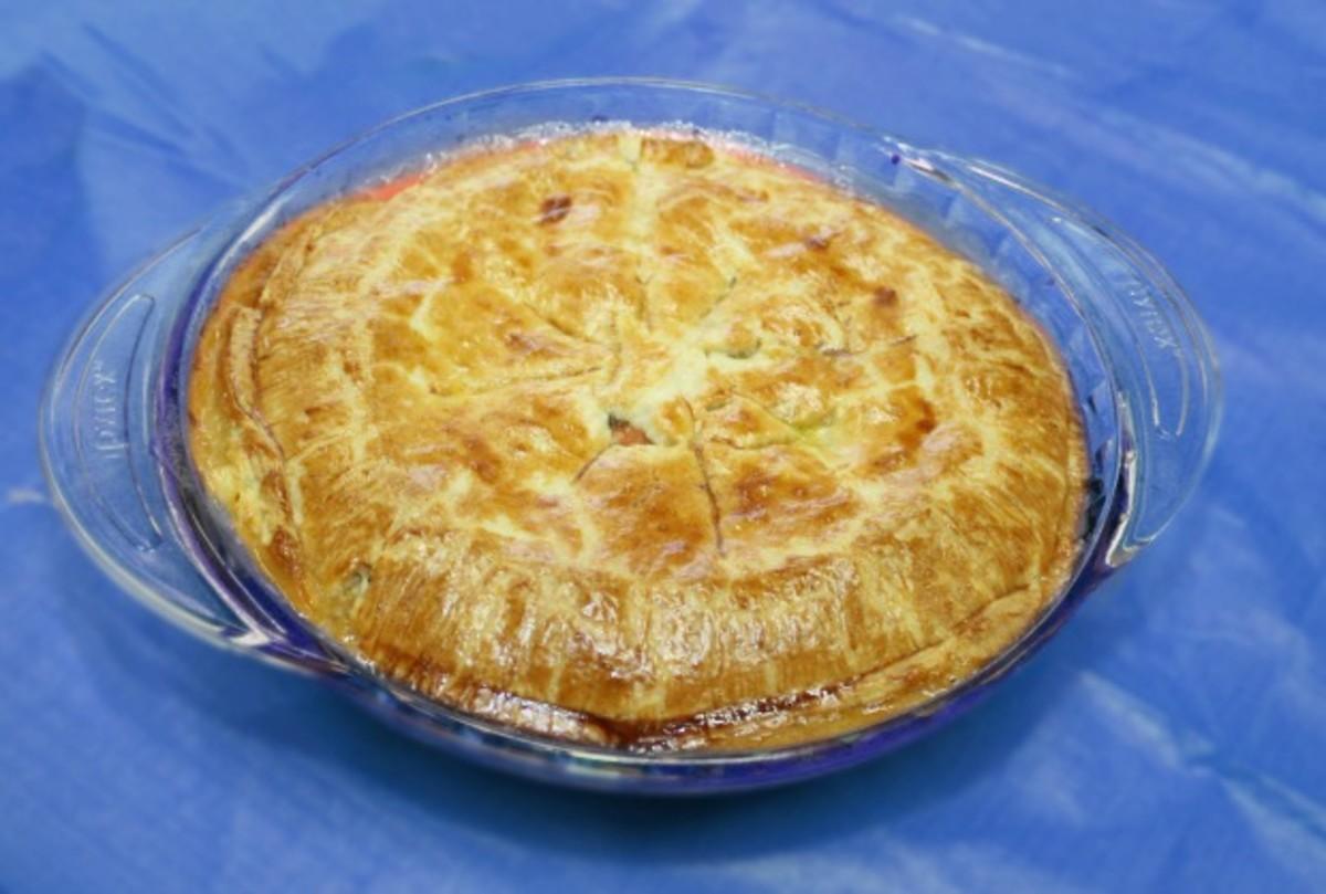 Manischewitz Chicken Pot Pie