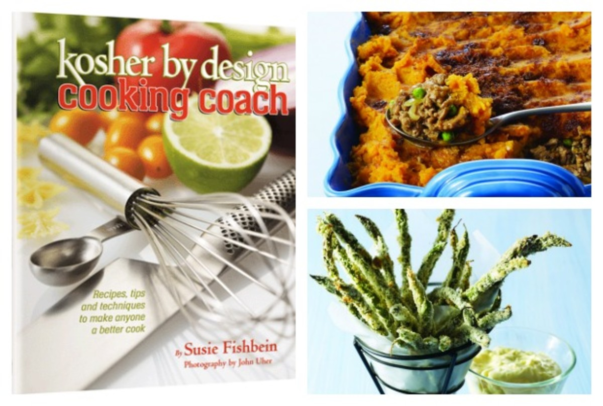 kosher by design cooking coach collage