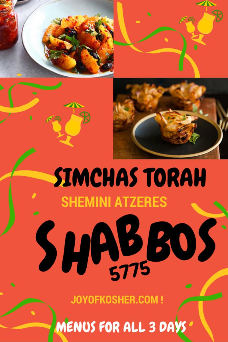 Simchas Torah Canva