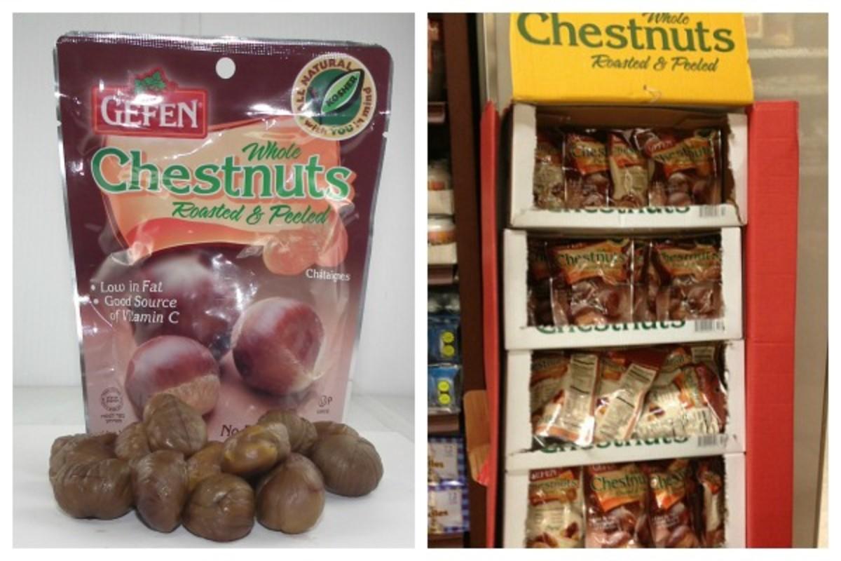 gefen chestnuts