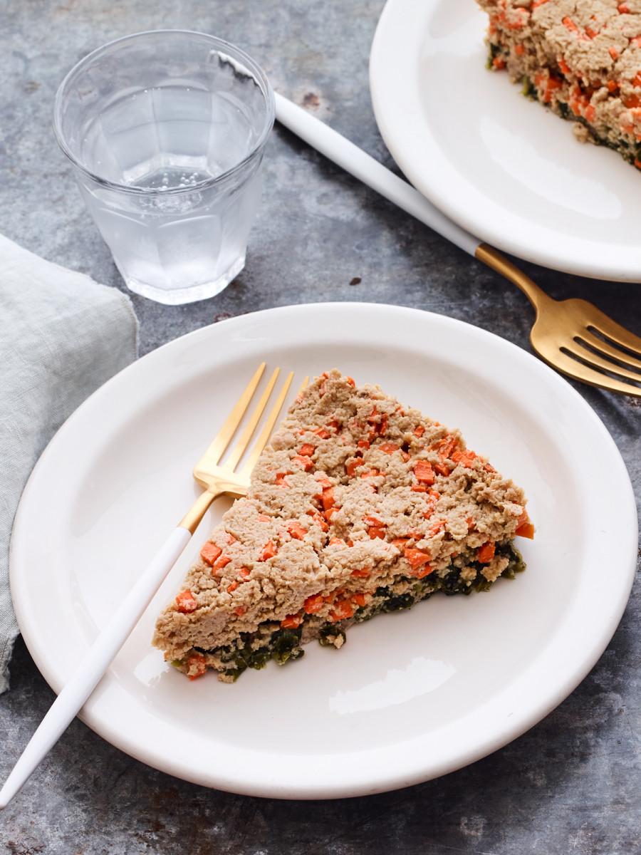 2 layer gefilte fish
