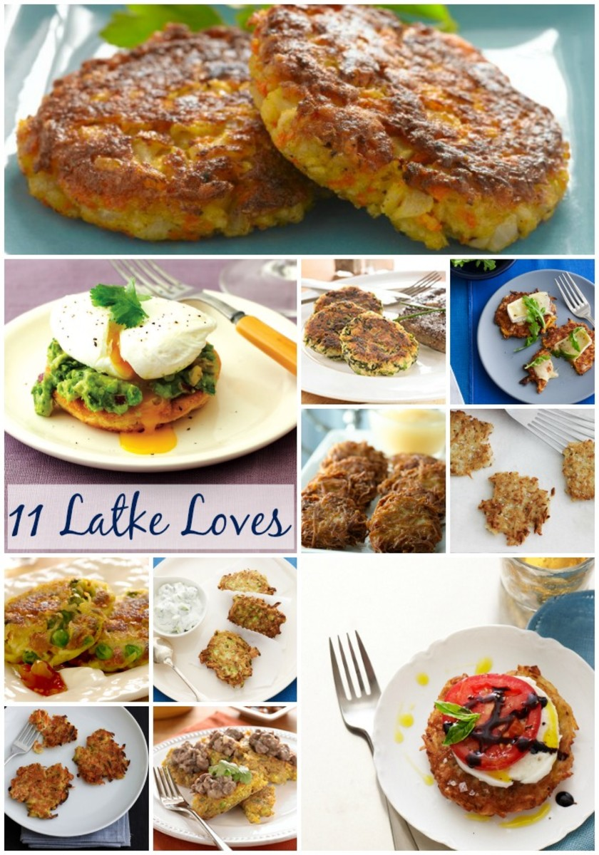 11 Latke Loves