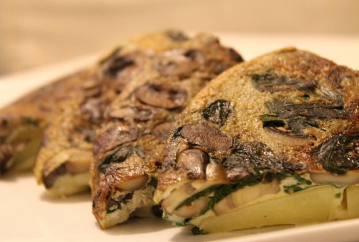 Seder Plate Frittata85