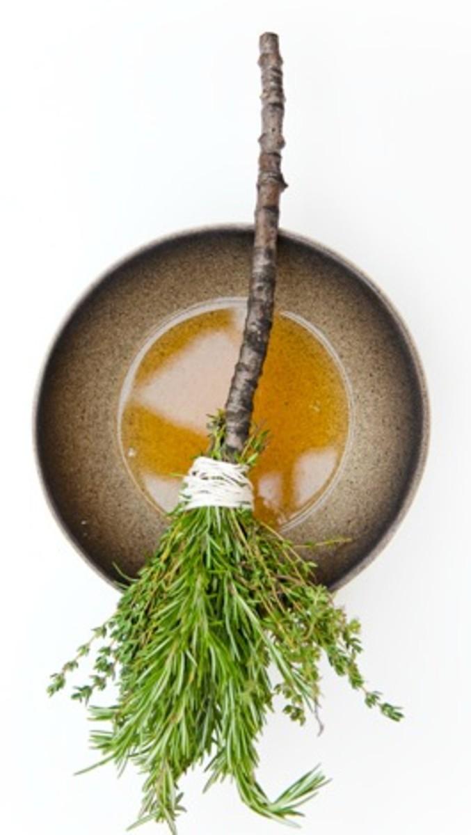 herb mop