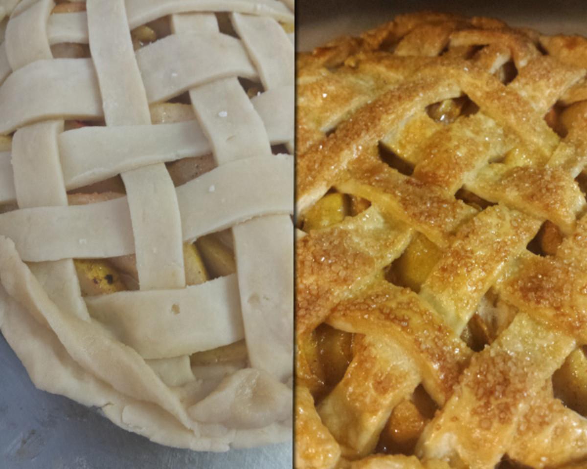 Week 3 Pear Pie