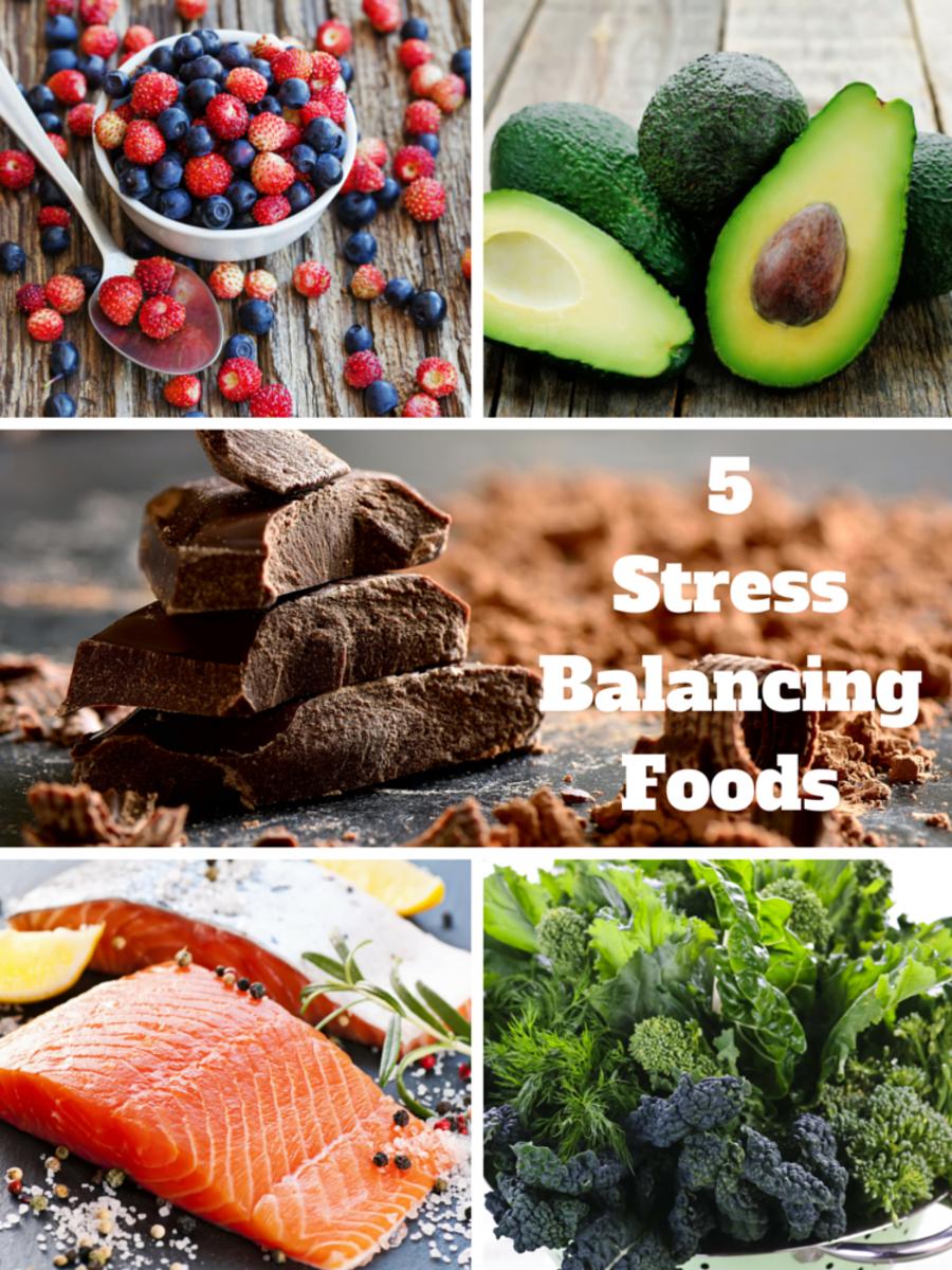 5 Stress-Balancing Foods