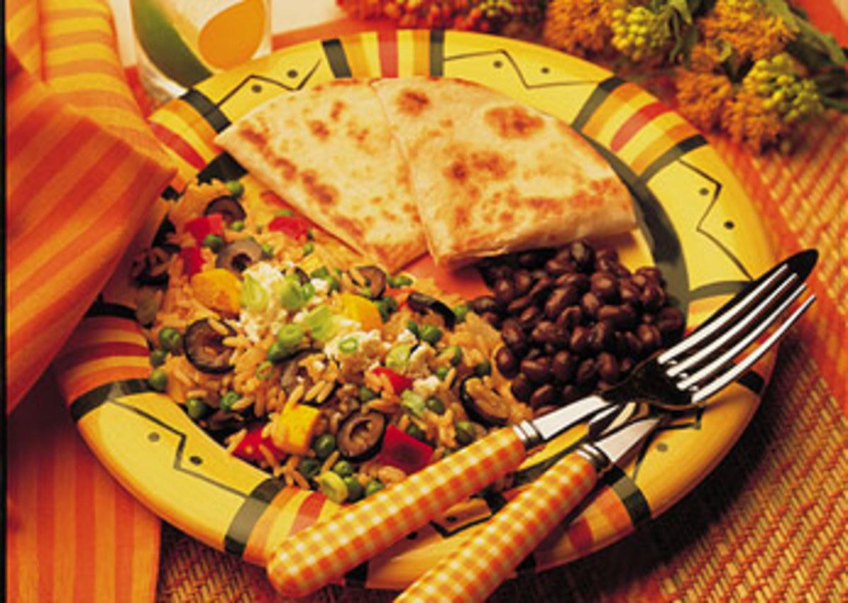 Smokey Fiesta Rice