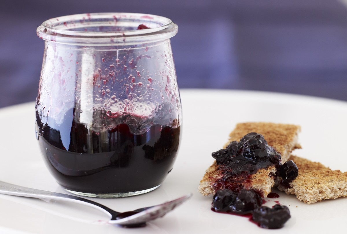 easy homemade berry jam
