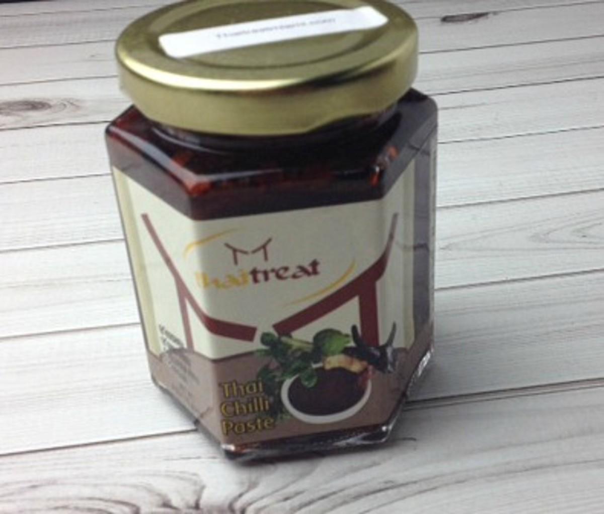 thai treat chilli paste kosher