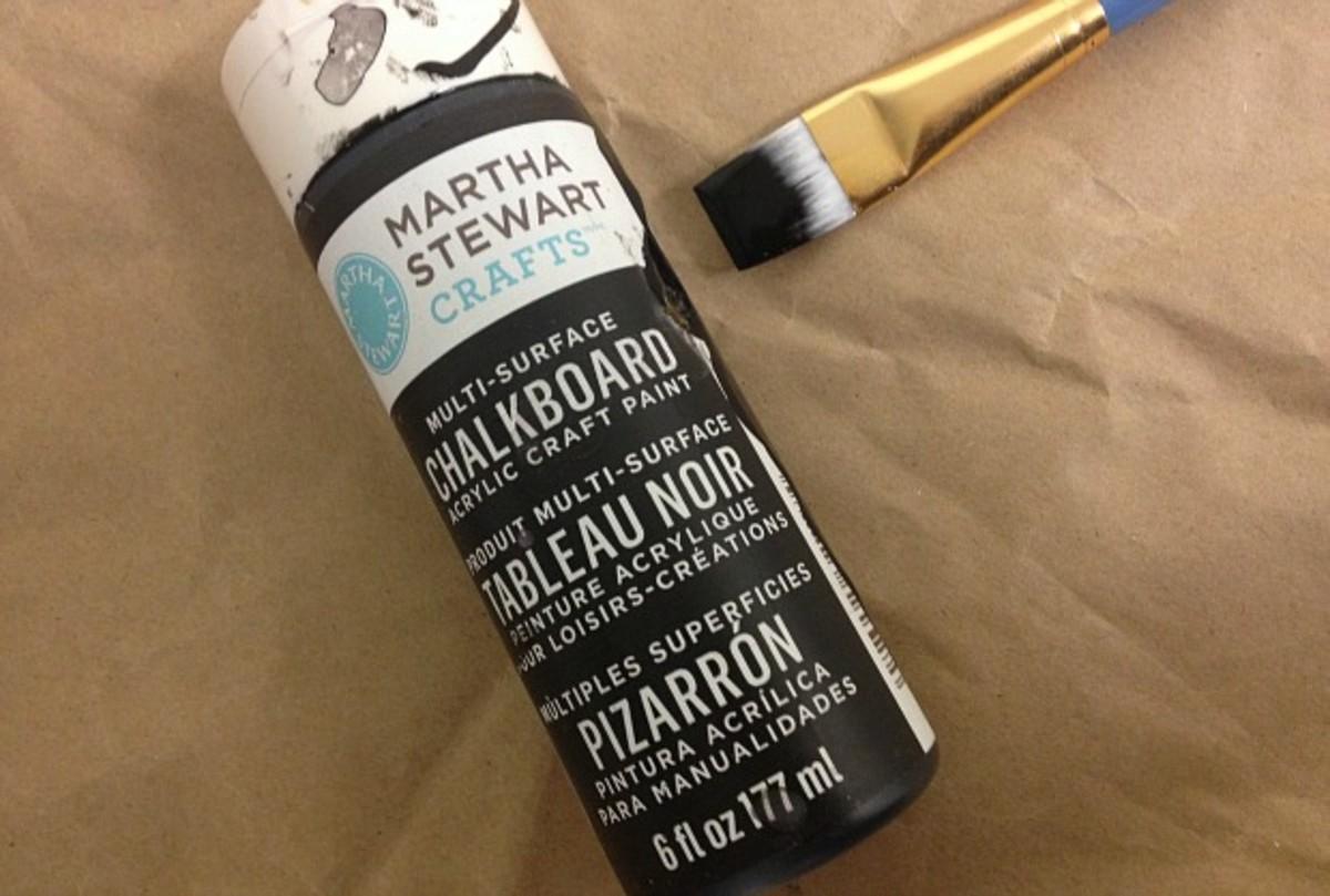 chalkboard paint 2