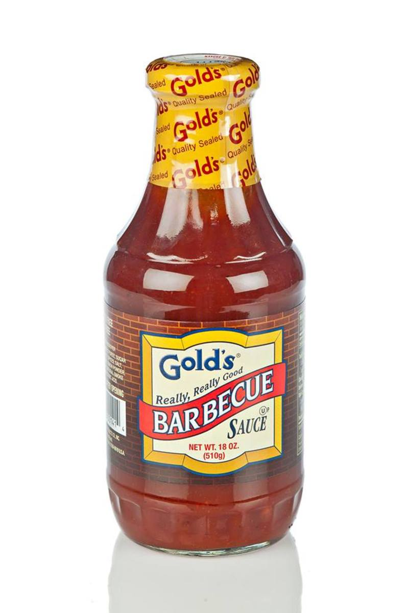Gold's Barbecue Sauce