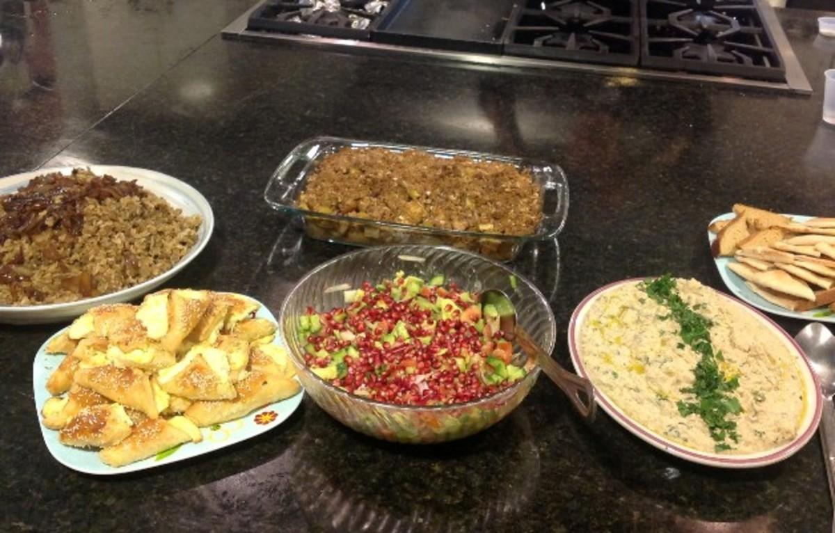 Israeli food