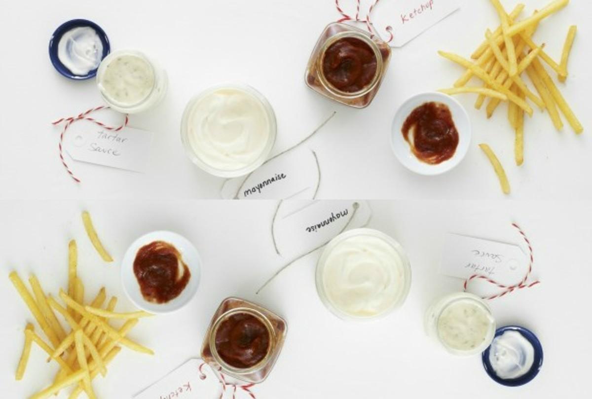 DIY Condiments