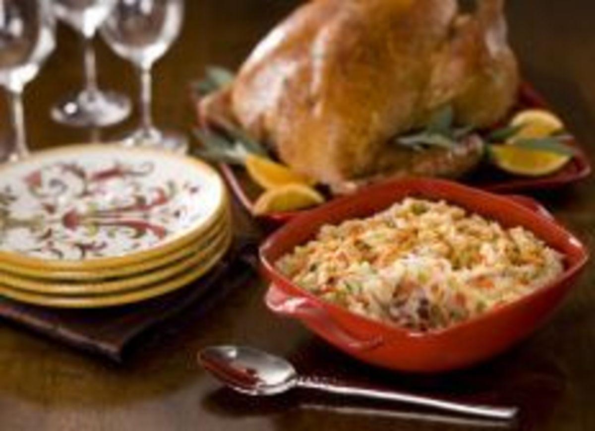 Baked Idaho® Mashed Potato Casserole