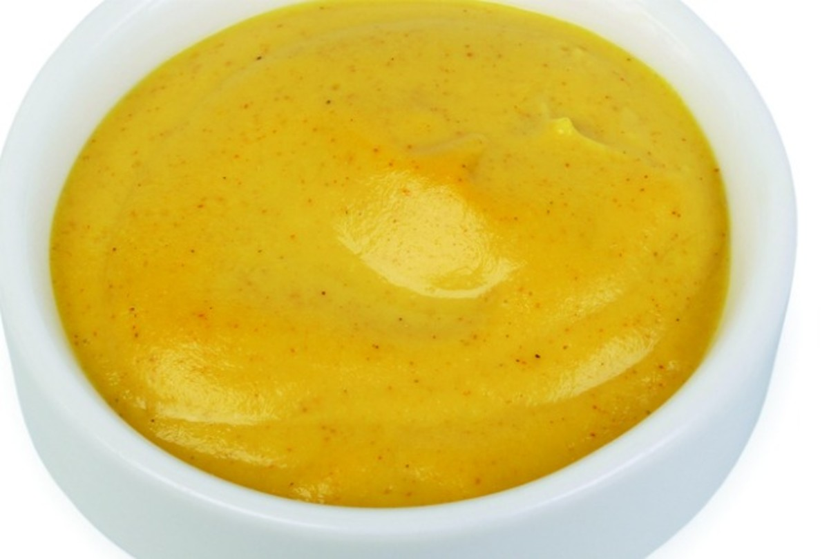 Sweet and Spicy Gourmet Mustard Dipping Sauce