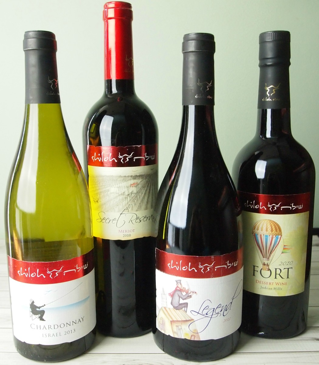 kosher wine from Shiloh