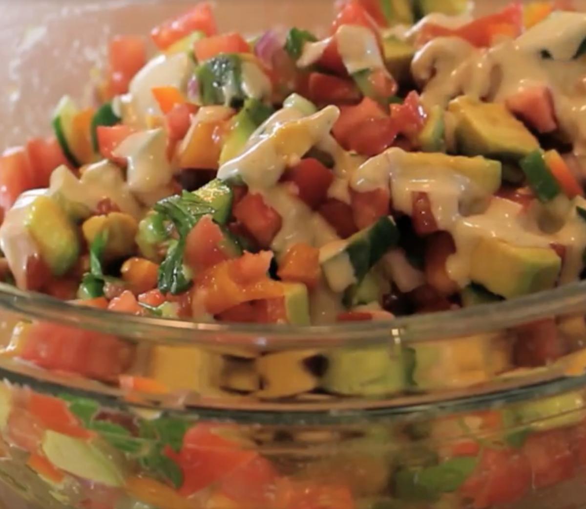 Beyond Israeli Salad
