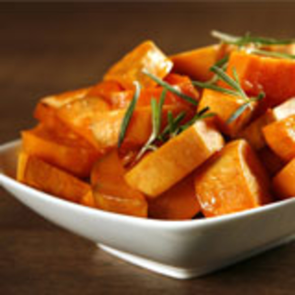 Rosemary Sweet Potatoes