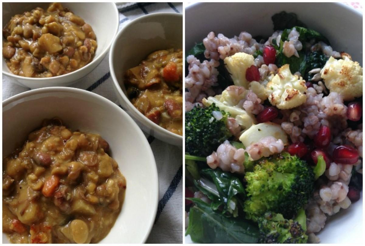 Healthier Take on Jewish Foods