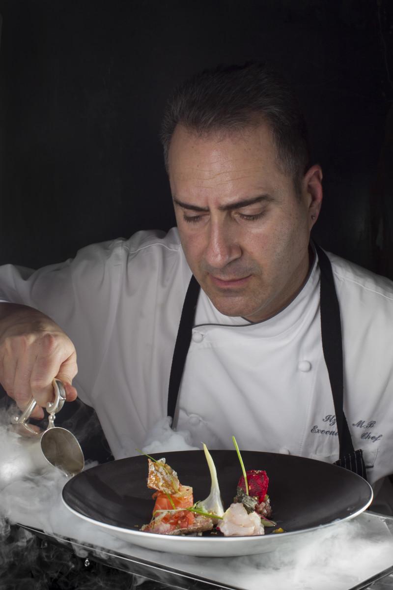 Waldorf Astoria Jerusalem chef itzik