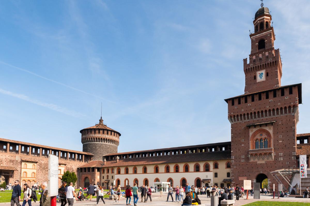 Castello milan