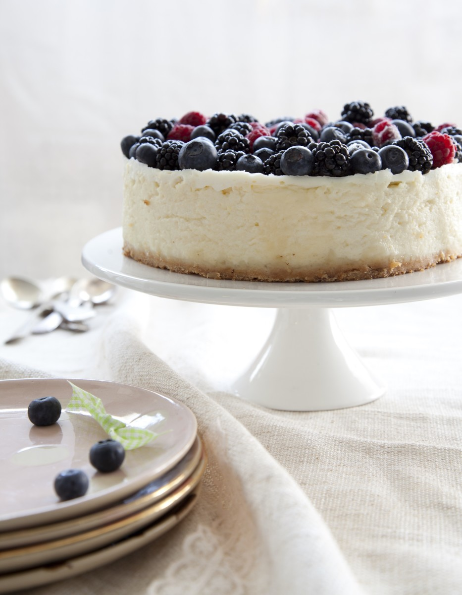 heavenly cheesecake