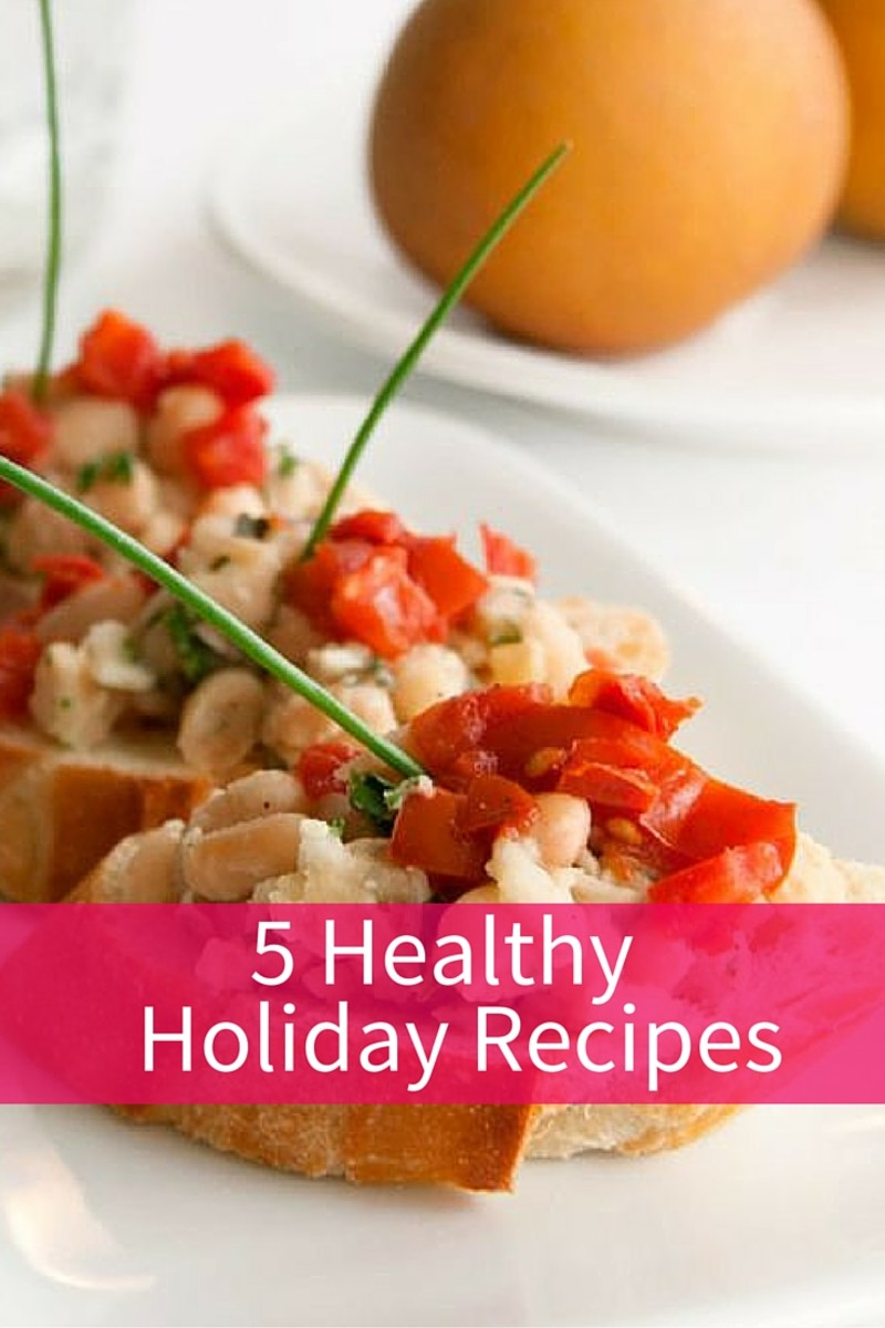 5 Healthy Holiday Foods