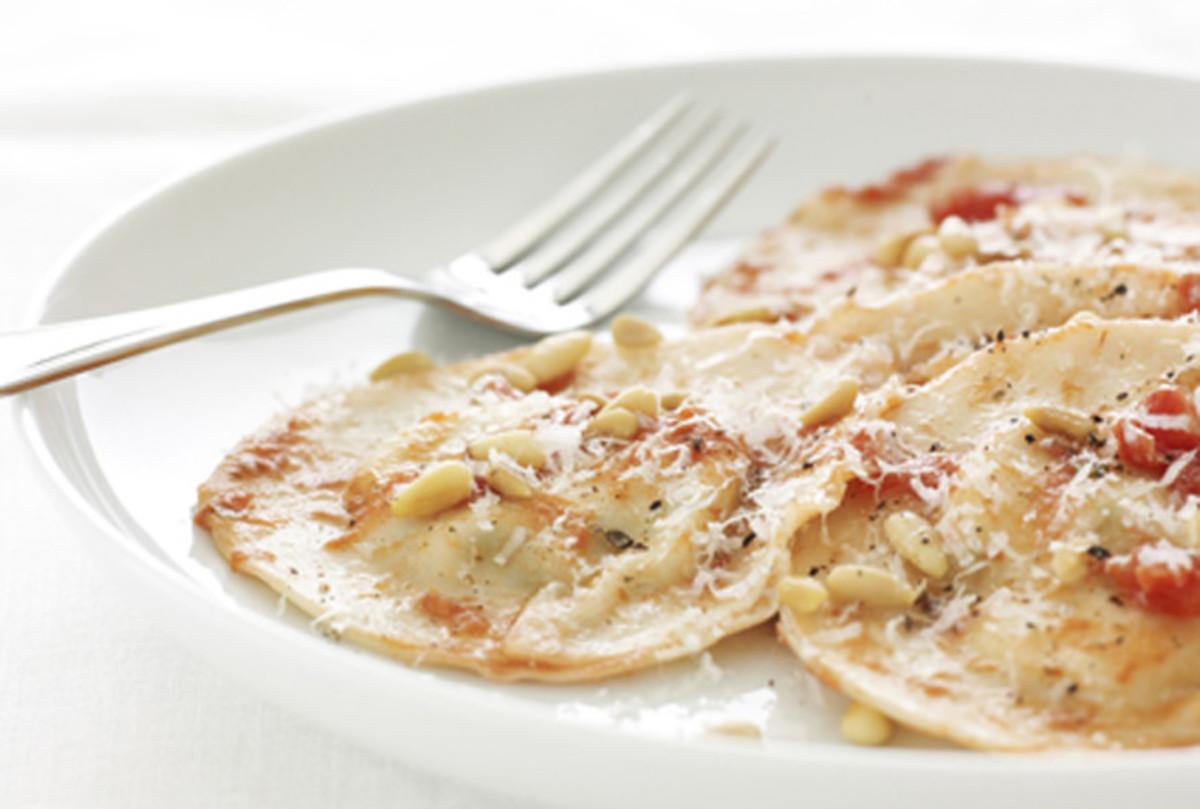 3 Cheese Wonton Ravioli