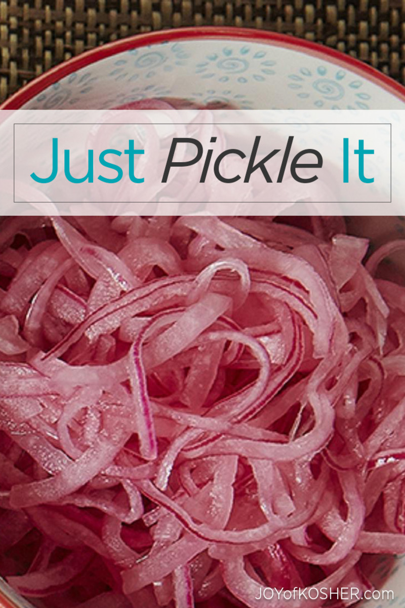 Just Pickle It - 12 Recipes To Get Your Pickle On