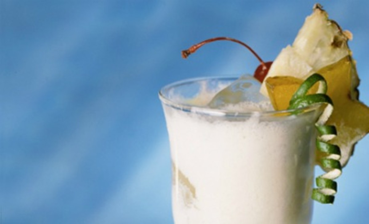 Caribbean Milk Cooler