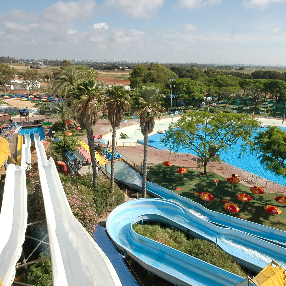 shefayim water park herzliya