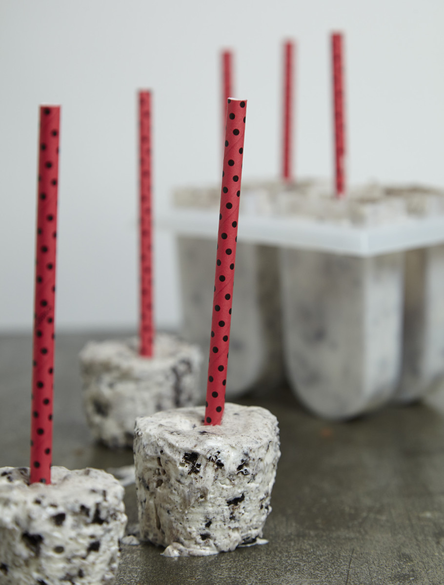 Cookies and Cream Cheesecake Popsicles 82